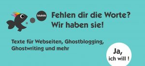 Texte, Blogs, Bücher, Ghostwriting