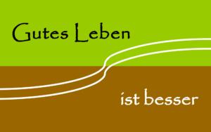 Logo Gutes Leben ist besser
